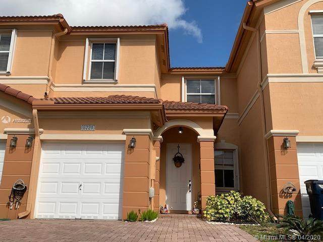8721 NW 112th Ct #8721, Doral, FL 33178 (MLS #A10842045) :: Lucido Global