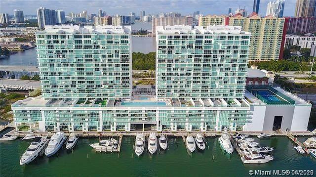 400 Sunny Isles Blvd #1601, Sunny Isles Beach, FL 33160 (MLS #A10842341) :: Miami Villa Group