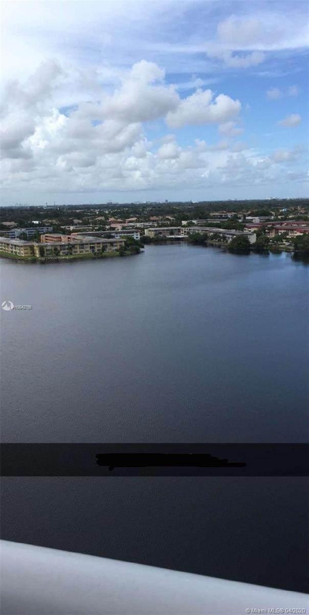 1301 NE Miami Gardens Dr 1402W, Miami, FL 33179 (MLS #A10842756) :: The Riley Smith Group