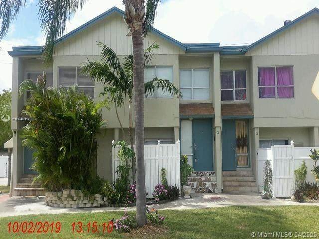 3103 NW 5th Ter #3, Pompano Beach, FL 33064 (MLS #A10843195) :: GK Realty Group LLC
