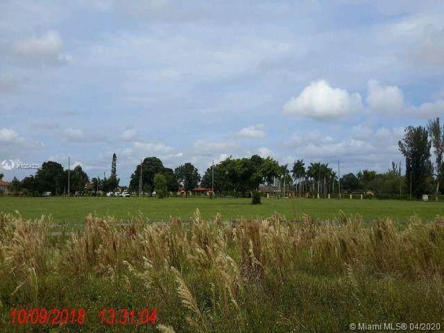 48 Sw Ct, Miramar, FL 33027 (MLS #A10843394) :: Green Realty Properties