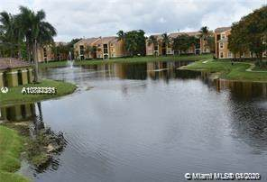 2301 W Preserve Way #305, Miramar, FL 33025 (MLS #A10844286) :: Green Realty Properties