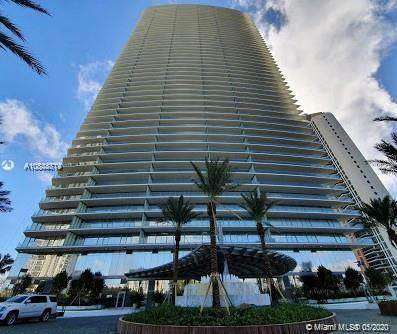 18975 Collins Ave #501, Sunny Isles Beach, FL 33160 (MLS #A10848814) :: The Riley Smith Group