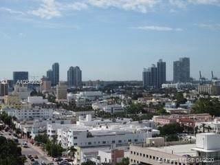 100 Lincoln Rd #1605, Miami Beach, FL 33139 (MLS #A10849929) :: The Howland Group