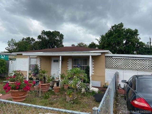 550 Opa Locka Blvd, North Miami, FL 33168 (MLS #A10850536) :: The Jack Coden Group