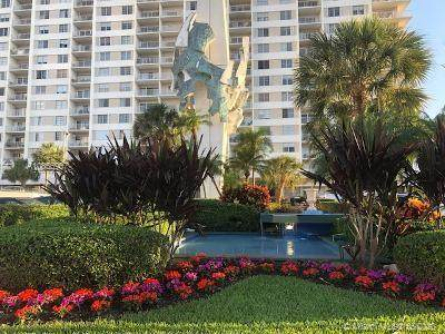 300 Bayview Dr #1416, Sunny Isles Beach, FL 33160 (MLS #A10856907) :: Lucido Global