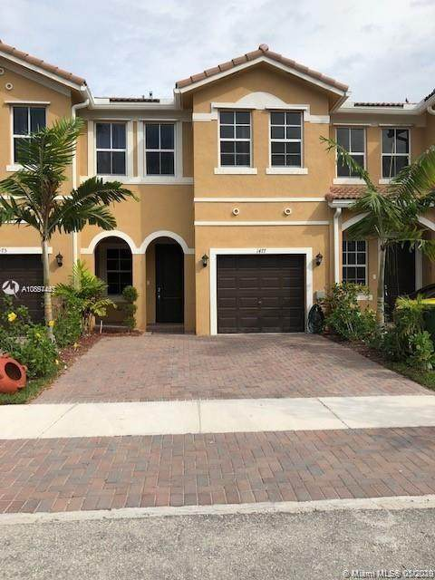 1477 SE 26th Ave, Homestead, FL 33035 (MLS #A10857447) :: THE BANNON GROUP at RE/MAX CONSULTANTS REALTY I