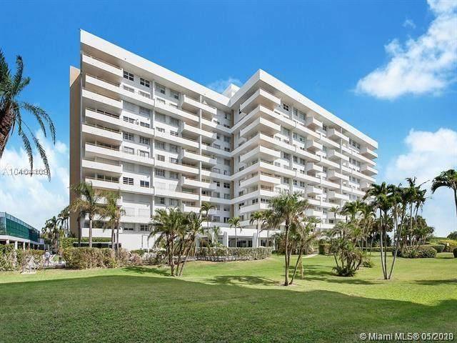 177 Ocean Lane Dr #313, Key Biscayne, FL 33149 (MLS #A10860603) :: Carole Smith Real Estate Team