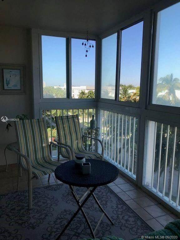 550 Ocean Dr 5C, Key Biscayne, FL 33149 (MLS #A10862608) :: Carole Smith Real Estate Team