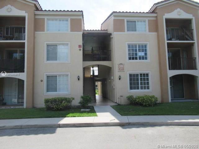 2081 Renaissance Blvd #205, Miramar, FL 33025 (MLS #A10863975) :: ONE Sotheby's International Realty