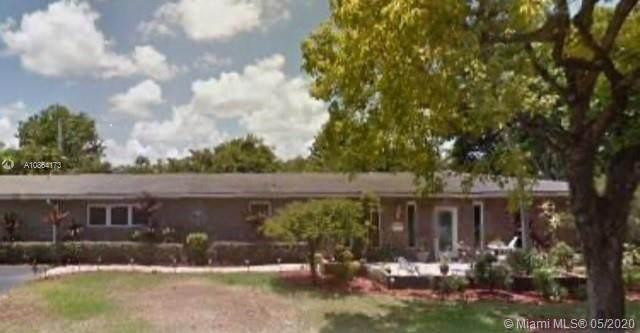 251 SW 61st Ave, Plantation, FL 33317 (MLS #A10864173) :: Re/Max PowerPro Realty