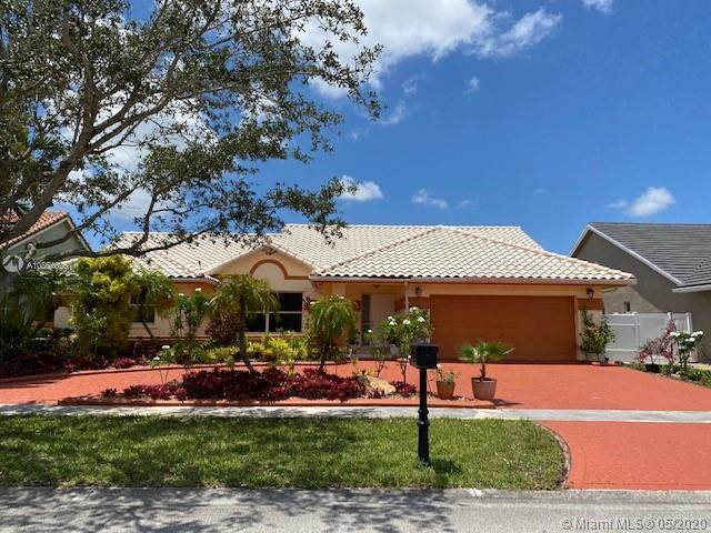 16205 NW 14th St, Pembroke Pines, FL 33028 (MLS #A10864606) :: The Teri Arbogast Team at Keller Williams Partners SW