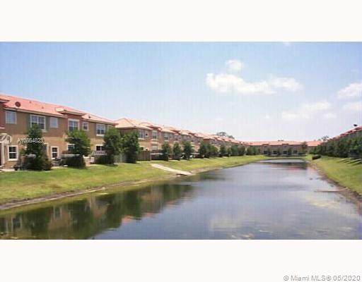 4916 Leeward Ln #3502, Dania Beach, FL 33312 (MLS #A10864823) :: THE BANNON GROUP at RE/MAX CONSULTANTS REALTY I