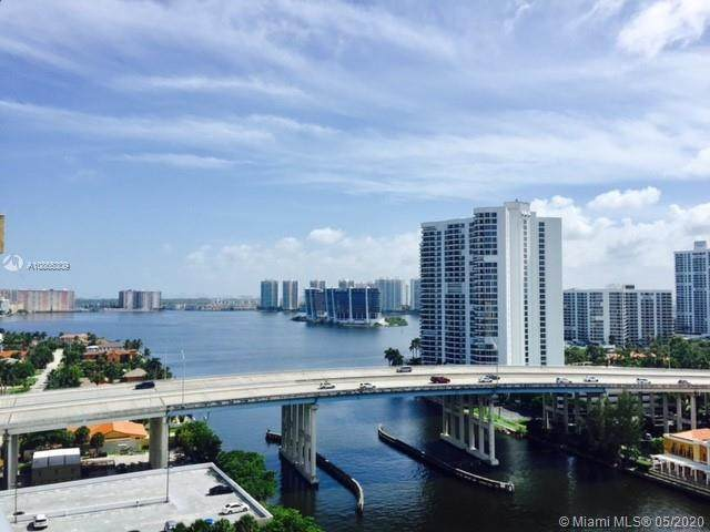 19390 Collins Ave Ph-23, Sunny Isles Beach, FL 33160 (MLS #A10865309) :: The Rose Harris Group