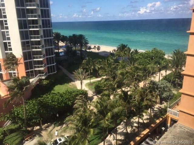 19201 Collins Ave #622, Sunny Isles Beach, FL 33160 (#A10865992) :: Dalton Wade