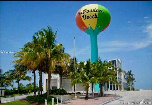 1425 Atlantic Shores Blvd #204, Hallandale Beach, FL 33009 (MLS #A10866852) :: The Riley Smith Group