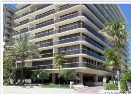9455 Collins Ave #703, Surfside, FL 33154 (MLS #A10867268) :: The Jack Coden Group