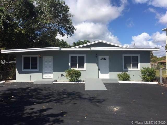 25 NW 5th Ave, Dania Beach, FL 33004 (MLS #A10867579) :: Patty Accorto Team