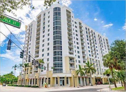 1830 Radius Dr #811, Hollywood, FL 33020 (MLS #A10868620) :: Carole Smith Real Estate Team