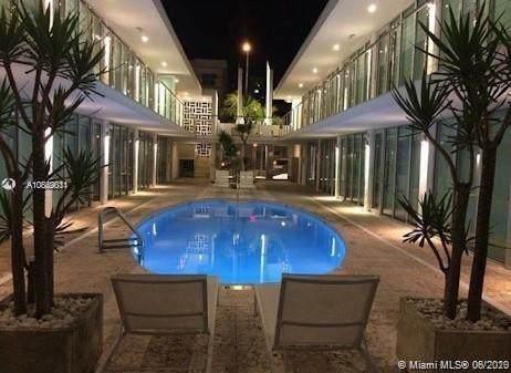1601 West Ave #112, Miami Beach, FL 33139 (#A10869031) :: Dalton Wade
