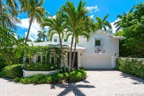 10 Coconut Ln, Key Biscayne, FL 33149 (MLS #A10870865) :: Albert Garcia Team