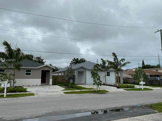 2133 Madison St B, Hollywood, FL 33020 (MLS #A10871370) :: THE BANNON GROUP at RE/MAX CONSULTANTS REALTY I