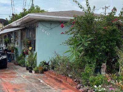 2610 NW 14th St, Miami, FL 33125 (MLS #A10872949) :: Berkshire Hathaway HomeServices EWM Realty