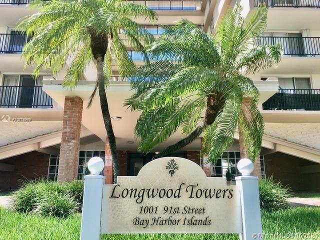 1001 91st St #304, Bay Harbor Islands, FL 33154 (MLS #A10875969) :: Castelli Real Estate Services