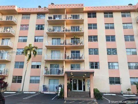 16465 NE 22 Av #504, North Miami Beach, FL 33160 (MLS #A10877064) :: Green Realty Properties