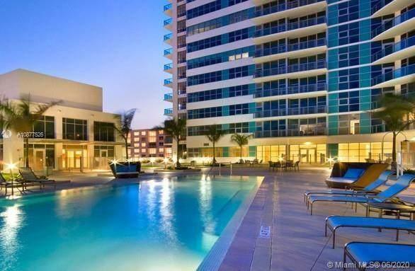 3301 NE 1st Ave H1404, Miami, FL 33137 (MLS #A10877526) :: Grove Properties