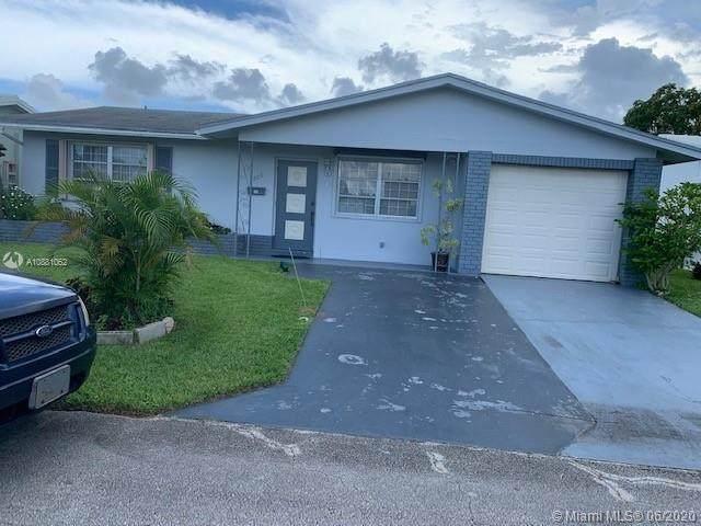 4206 NW 47th St, Tamarac, FL 33319 (MLS #A10881062) :: Berkshire Hathaway HomeServices EWM Realty