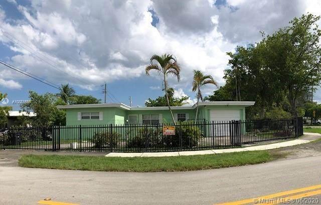 10 NE 124th Ter, North Miami, FL 33161 (MLS #A10881555) :: The Jack Coden Group