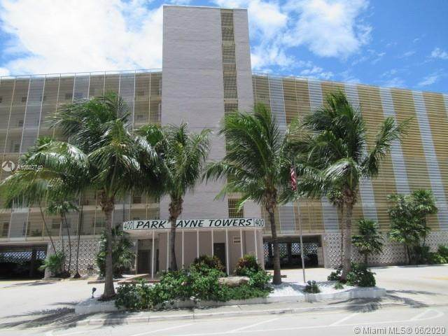 400 Golden Isles Dr #24, Hallandale Beach, FL 33009 (MLS #A10882740) :: Green Realty Properties