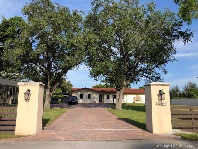3950 SW 128th Ave, Miramar, FL 33027 (MLS #A10883285) :: The Teri Arbogast Team at Keller Williams Partners SW