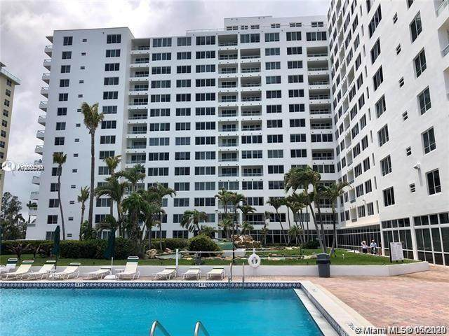 5005 Collins Ave #604, Miami Beach, FL 33140 (MLS #A10884298) :: The Teri Arbogast Team at Keller Williams Partners SW