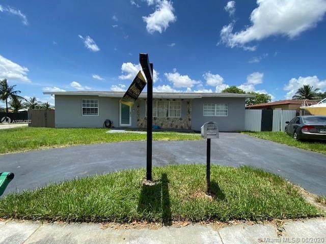 13461 SW 68th St, Miami, FL 33183 (MLS #A10884352) :: Berkshire Hathaway HomeServices EWM Realty