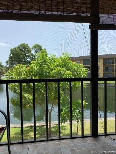 8010 N Colony Cir N #201, Tamarac, FL 33321 (MLS #A10884745) :: ONE | Sotheby's International Realty
