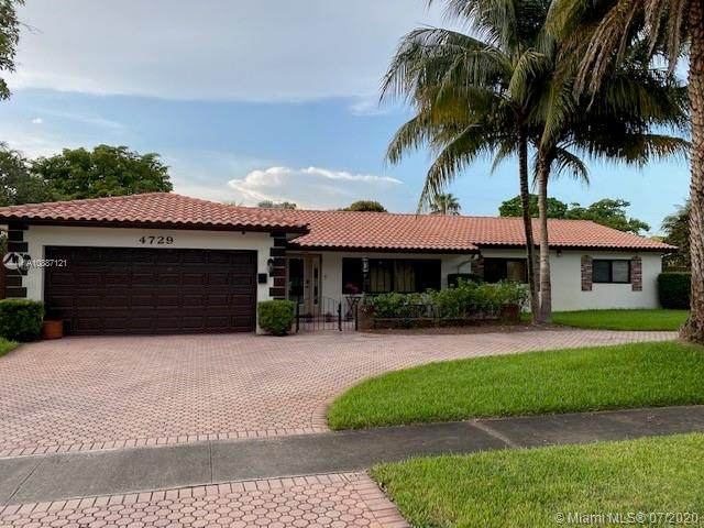 4729 Madison St, Hollywood, FL 33021 (MLS #A10887121) :: Castelli Real Estate Services
