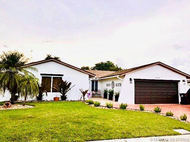 13238 SW 86th St, Miami, FL 33183 (MLS #A10887345) :: Berkshire Hathaway HomeServices EWM Realty