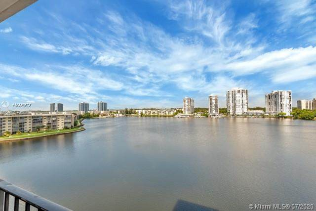 18151 NE 31st Ct Ph201, Aventura, FL 33160 (MLS #A10889623) :: Green Realty Properties