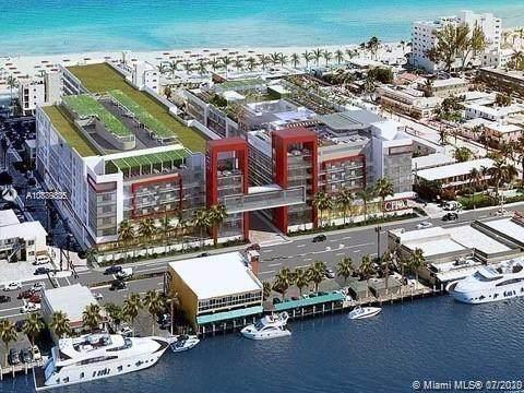 777 N Ocean Dr N417, Hollywood, FL 33019 (MLS #A10889835) :: Green Realty Properties