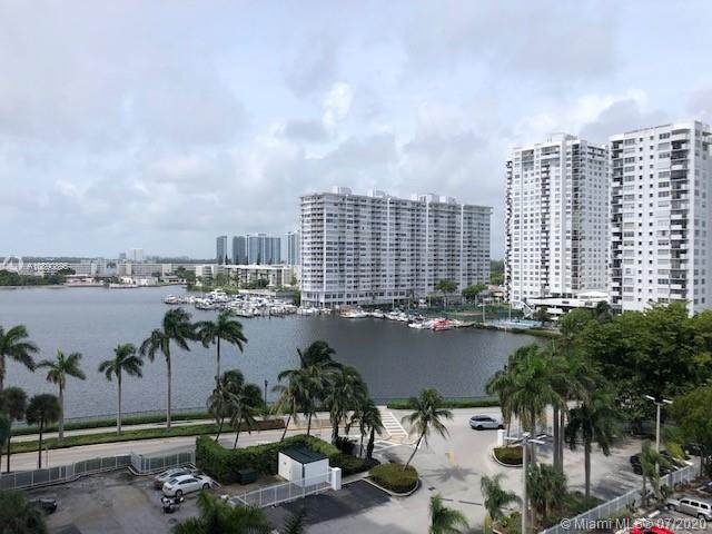 2801 NE 183rd St 805W, Aventura, FL 33160 (MLS #A10890895) :: Green Realty Properties