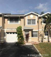 12161 SW 50th Ct #12161, Cooper City, FL 33330 (MLS #A10891426) :: Lucido Global