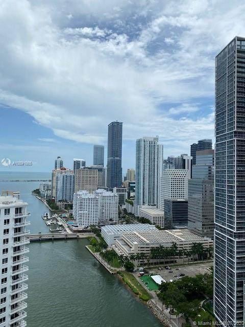 901 Brickell Key Blvd #3502, Miami, FL 33131 (MLS #A10891865) :: Patty Accorto Team
