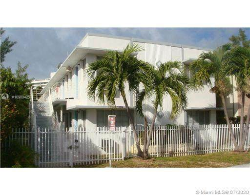 7420 Carlyle Ave, Miami Beach, FL 33141 (MLS #A10900425) :: Carole Smith Real Estate Team
