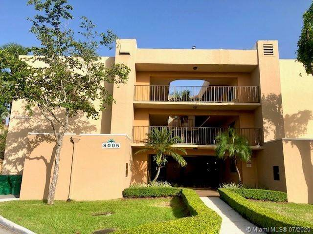 8005 SW 107th Ave #306, Miami, FL 33173 (MLS #A10902484) :: The Riley Smith Group