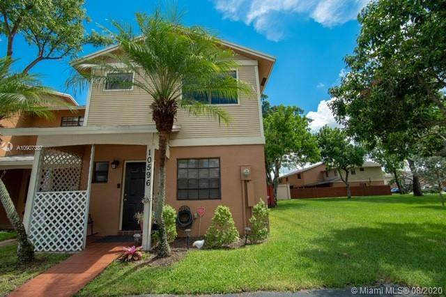 10596 NW 3rd St #0, Pembroke Pines, FL 33026 (MLS #A10907387) :: Lifestyle International Realty