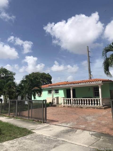 8400 NW 35th Pl, Miami, FL 33147 (MLS #A10908188) :: Berkshire Hathaway HomeServices EWM Realty