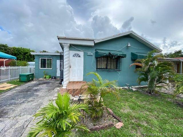 775 NW 120th St, North Miami, FL 33168 (MLS #A10909289) :: United Realty Group