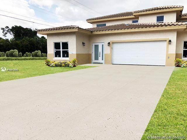2824 NW 91 Ave, Coral Springs, FL 33065 (MLS #A10911376) :: Castelli Real Estate Services